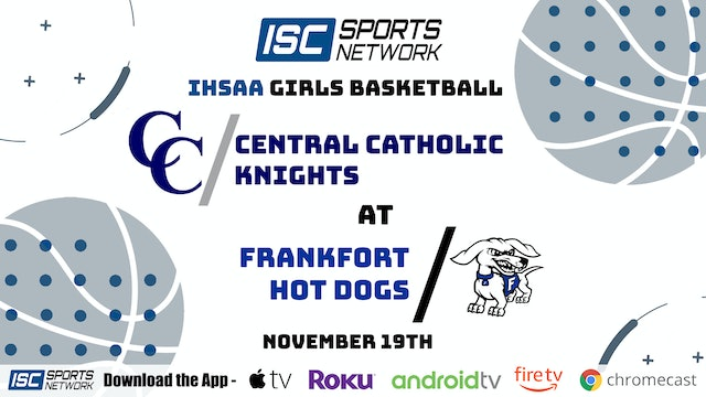 2020 GBB Central Catholic at Frankfort