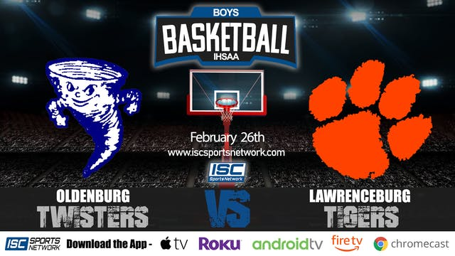 2020 BBB Oldenburg at Lawrenceburg