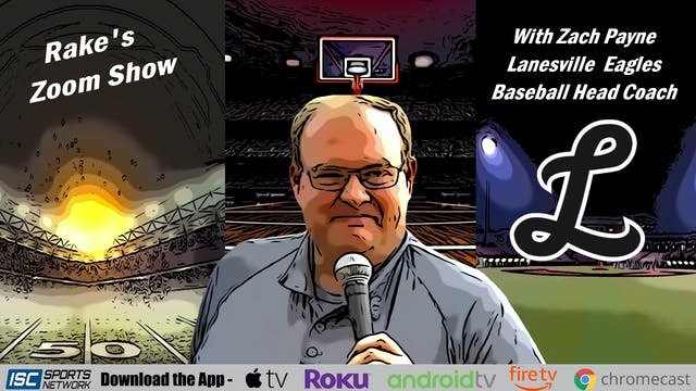 Rake's Zoom Show: Ep3 Zach Payne