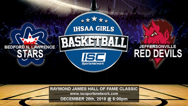 2018 HOF Bedford North Lawrence vs Jeffersonville