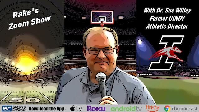 Rake's Zoom Show: Sue Willey