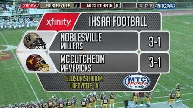 2013 FB Noblesville at McCutcheon