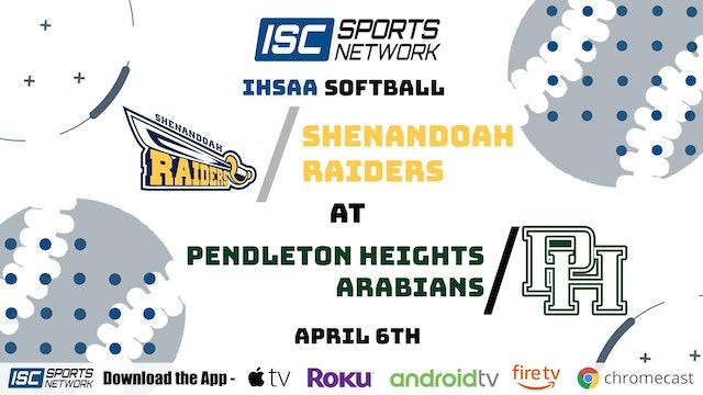2021 SB Shenandoah at Pendleton Heights 4/6