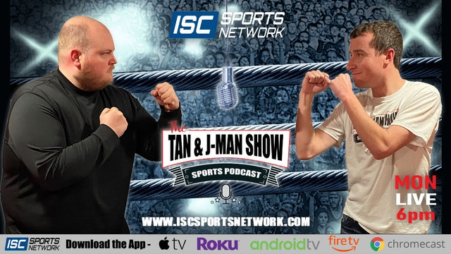 The Tan and JMan Show: Episode 169