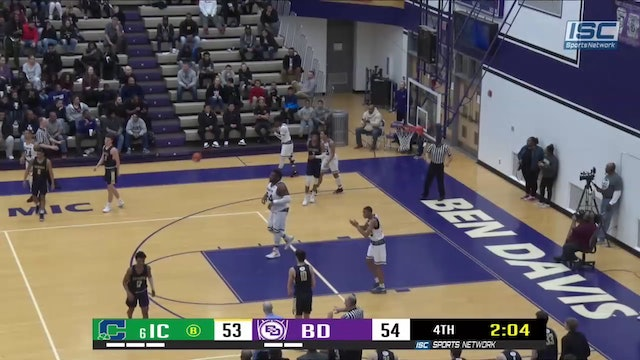 2019 BBB Cathedral at Ben Davis Jones dunk