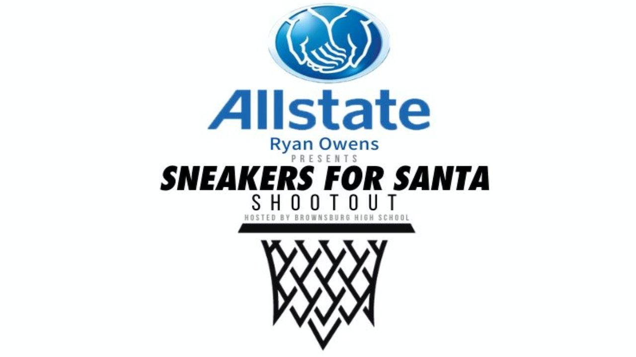 Sneakers for Santa Shootout