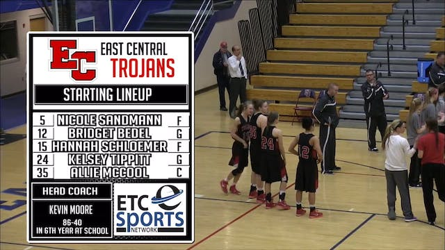2015 GBB East Central at South Dearborn