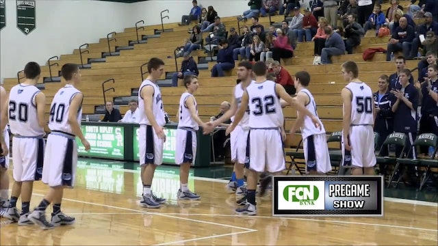 2014 BBB SRT Oldenburg Academy vs Franklin County
