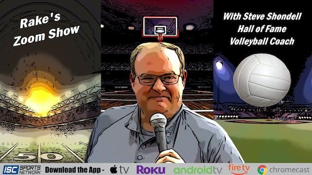 Rake's Zoom Show: Steve Shondell