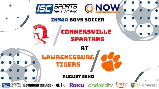 2020 BS Connersville at Lawrenceburg 8/22/20