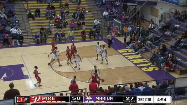2015 BBB MBC Pike vs Marion