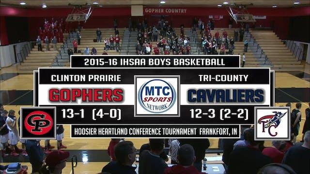 2016 BBB HHC Clinton Prairie vs Tri C...