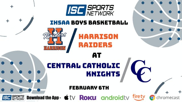 2021 BBB Harrison at Central Catholic 2/6/21