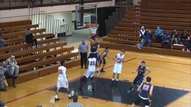 2017 MTC Top 10 Play of the Year #9