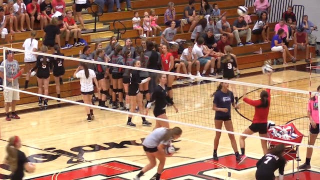 2015 VB Oldenburg Academy at East Cen...