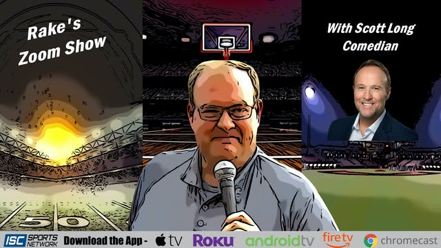 Rake's Zoom Show: Scott Long
