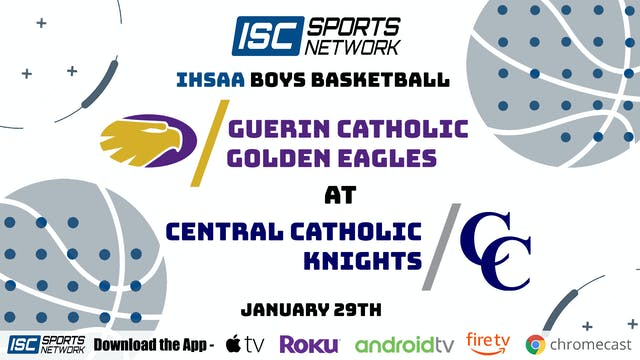2021 BBB Guerin Catholic at Central C...
