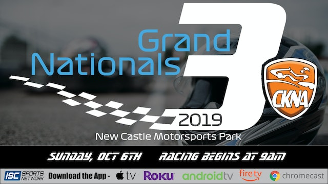 2019 Cup Karts Grand Nationals 3 Preliminaries