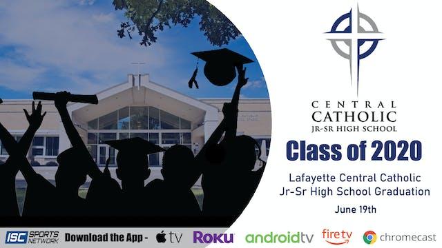 2020 Central Catholic High School Gra...