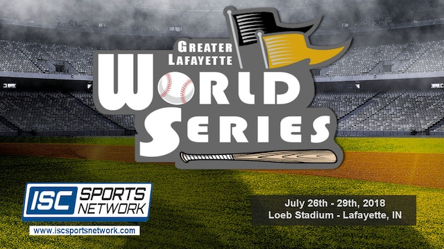 2018 GLWS Game 16 Indy Groove vs Shelby Bad News Bears