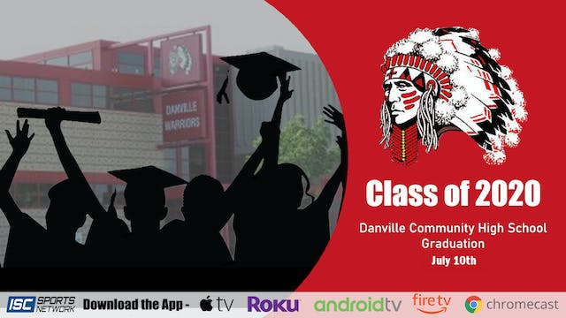 2020 Danville High School Graduation