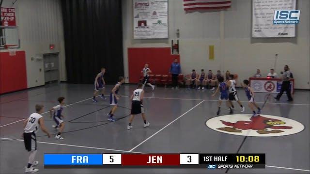 8th Grade Franklin County vs Jennings...