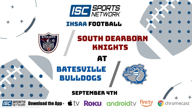 2020 FB South Dearborn at Batesville