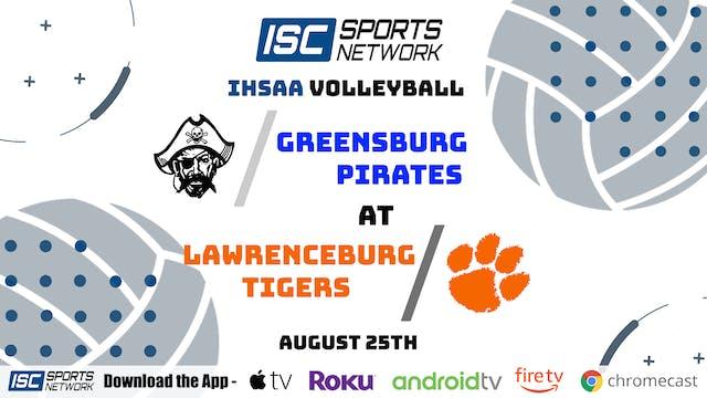 2020 VB Greensburg at Lawrenceburg 8/25/20