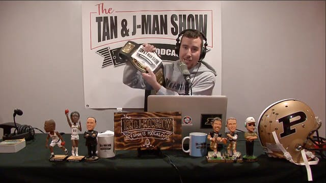 The Tan and JMan Show: Episode 211