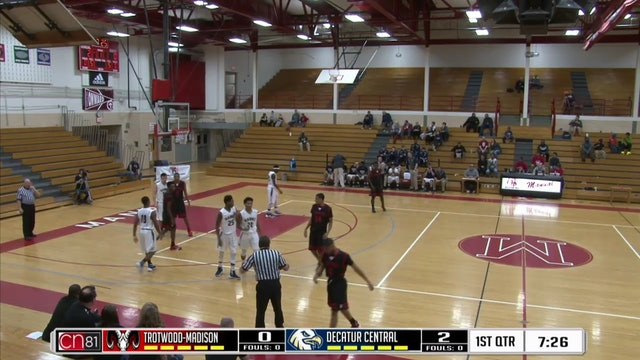 2015 BBB ME Trotwood Madison vs Decatur Central