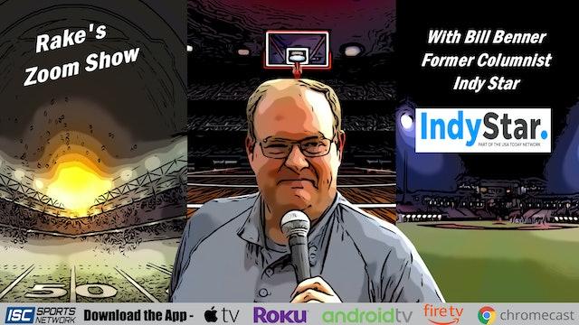 Rake's Zoom Show: Bill Benner