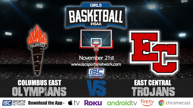 2019 GBB Columbus East at East Central