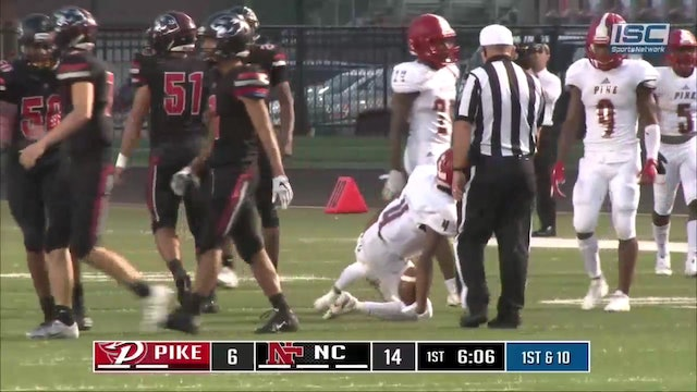 2018 FB Pike at NC Ochs hit 4WRD