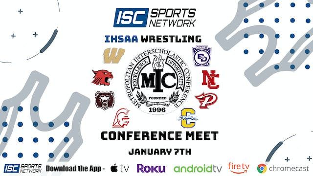 2021 WRE MIC Conference Wrestling P2 1/7