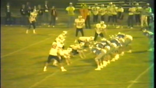 1986 FB Clinton Prairie at Hamilton Southeastern
