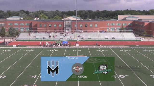 2018 Ultimate Frisbee Minnesota at Indianapolis