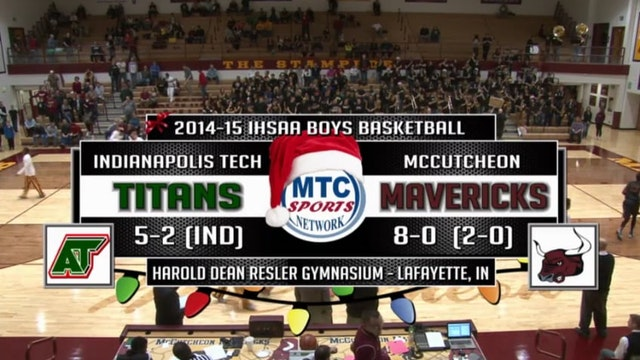 2014 BBB Indianapolis Tech at McCutcheon
