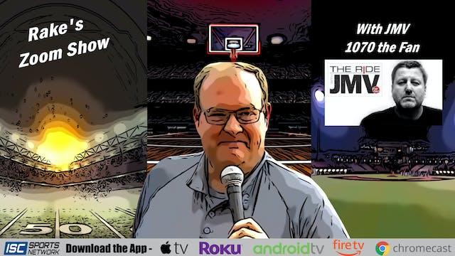 Rake's Zoom Show: JMV