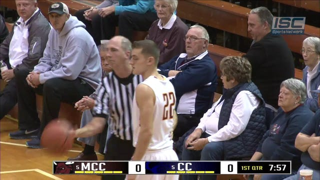 2017 BBB McCutcheon vs Central Catholic