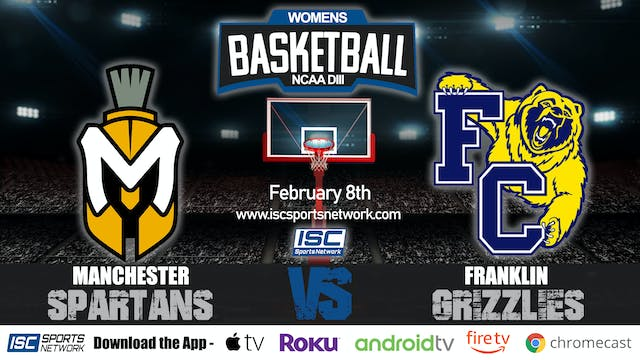2020 WCBB Manchester at Franklin