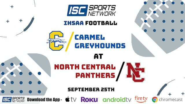 2020 FB Carmel at North Central