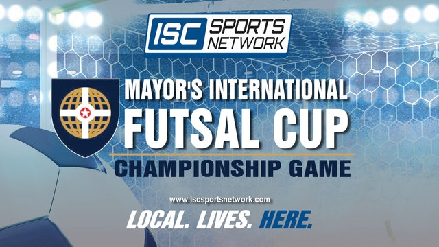 2018 Futsal Mayor's Cup Championship: Honduras vs Brazil