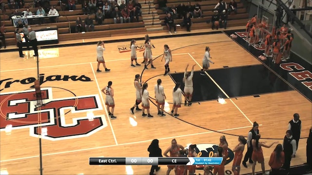 2018 IHSAA GBB East Central vs Columbus East