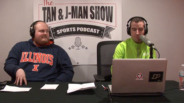 The Tan and JMan Show: Episode 165