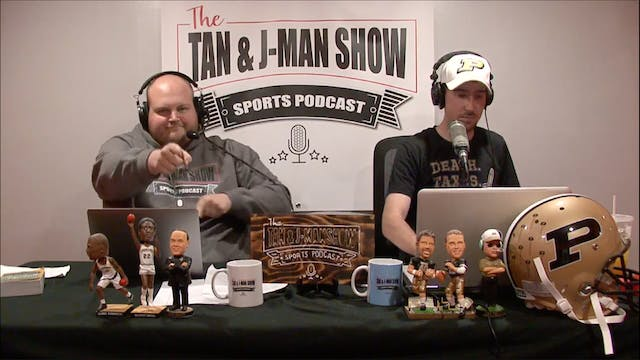 The Tan and JMan Show: Episode 210