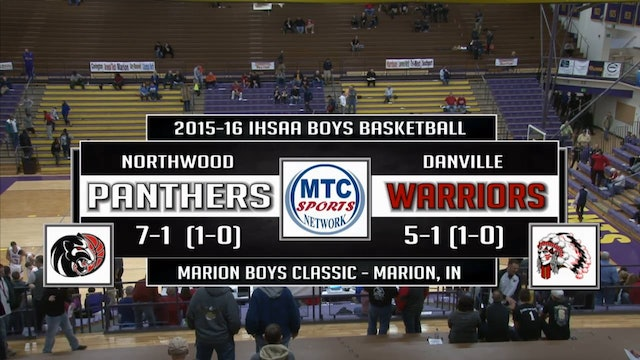 2015 BBB MBC Northwood vs Danville