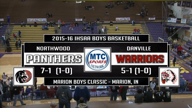2015 BBB MBC Northwood vs Danville