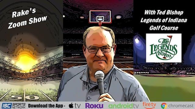 Rake's Zoom Show: Ted Bishop