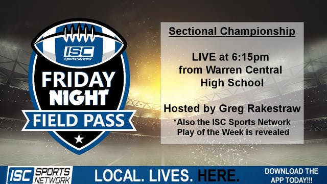 2019 Sectional Championship: Friday N...