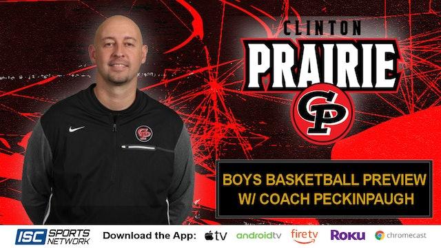 2019 BBB Clinton Prairie Season Preview with Chad Peckinpaugh